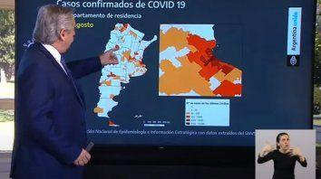 Coronavirus en la Argentina: ¿cuáles son las zonas rojas que retroceden a fase 1?