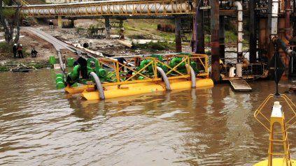 Preocupa el suministro del agua potable ante la bajante del Paraná