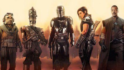 Star Wars. Las historias de la exitosa saga galáctica estarán en Disney+.