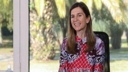 Aumento. La directora de la Ansés, Fernanda Raverta.