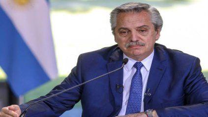 El presidente Alberto Fernández extendió las medidas restrictivas hasta el 30 de agosto