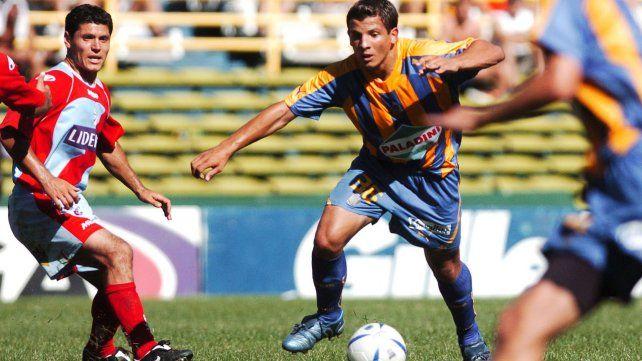 Emiliano Vecchio vuelve a Central después de 15 años.