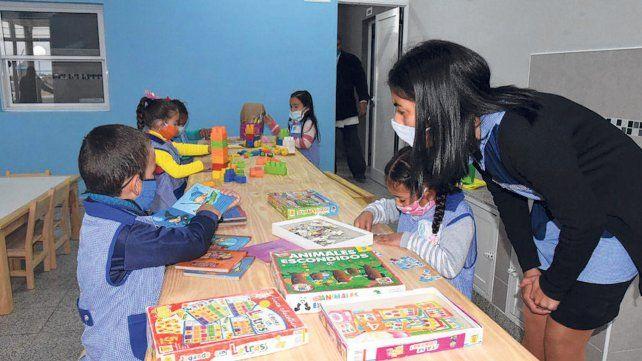 Formosa fue una de las primeras provincias del país que reinició sus clases de manera presencial en pandemia.