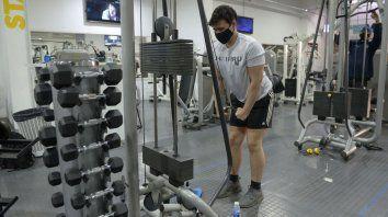 Los dueños de los gimnasios consideran que son una actividadesencial y que nunca deberían haber estado cerrados.