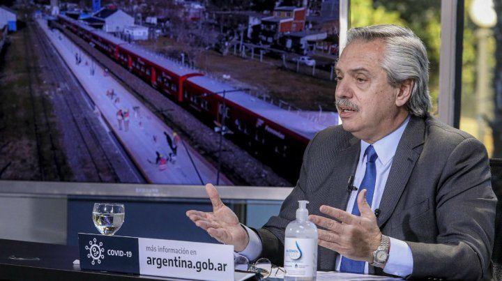 Fernández sorprendió con una medida que genera apoyos y condenas.