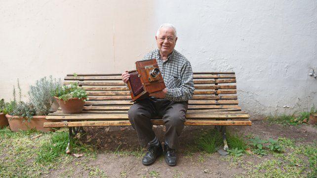 Como fotógrafo social, Raúl retrató hasta a tres generaciones de varias familias rosarinas.