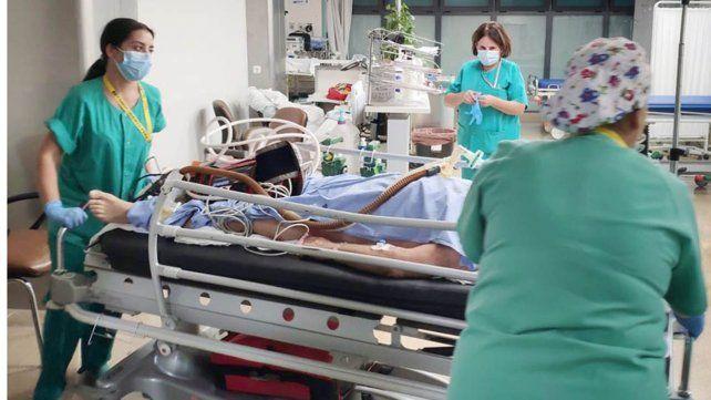 Coronavirus: diez nuevas muertes en la provincia, seis de ellas del Gran Rosario