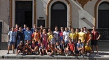 Hasta el 2021. Los deportistas de todos los clubes de la Rosarina deberán esperan hasta enero para el regreso a las actividades en todas las categorías. El 2020 está finalizado.