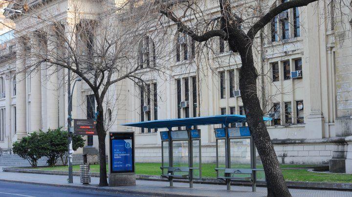 Paradas vacías. El conflicto en el transporte acumuló 12 días de paro en el último corte de crédito laboral