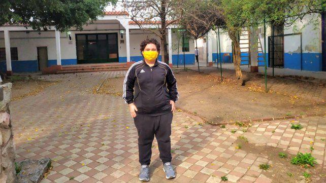 Yago cursa en la secundaria de la Juana Elena Blanco.