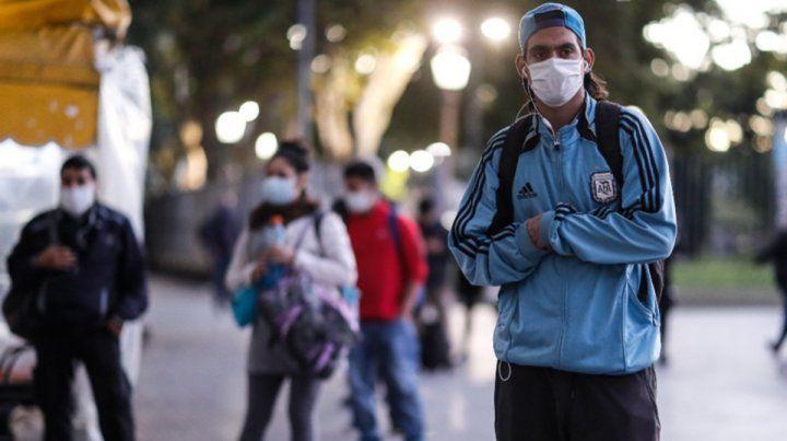 Seis meses de pandemia en el país.