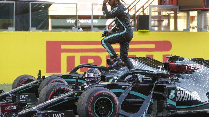 Hamilton volvió a ganar y quedó a una carrera del récord de Michael Schumacher