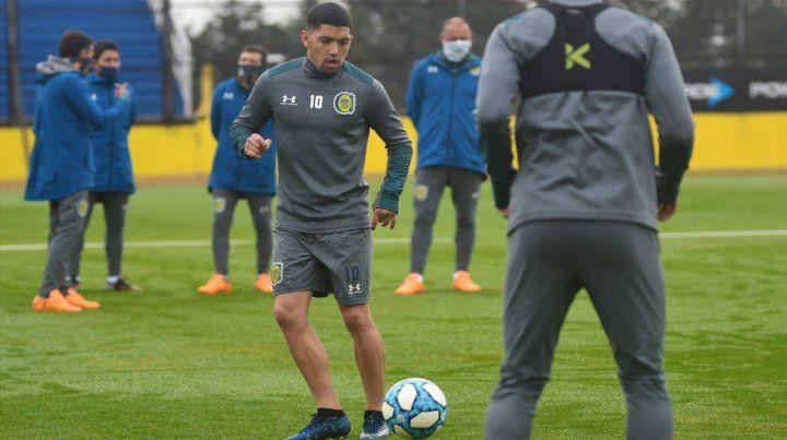 Federico Martínez es pretendido por Independiente y en Avellaneda insisten en que hay un acuerdo con Liverpool.