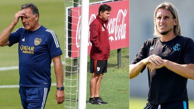 Cinco equipos argentinos vuelven a competir luego de medio año