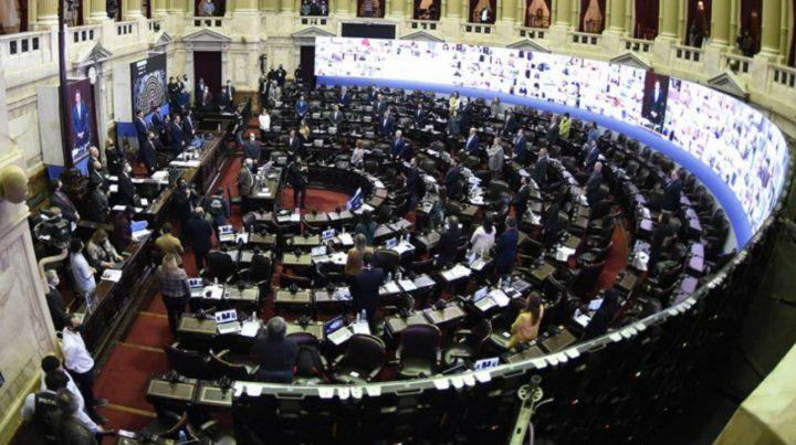 En vivo, Diputados debate el proyecto de aporte solidario