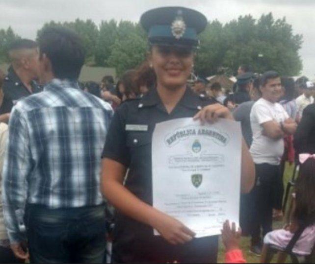 El crimen de la policía Micaela Romero causó conmoción entre sus compañeros de la Policía Federal.