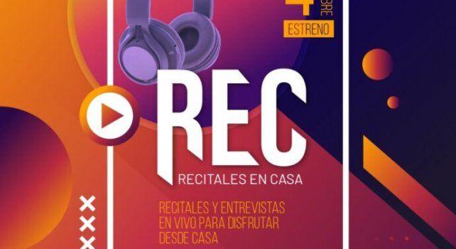 En Arroyo Seco se inició el ciclo Recitales en Casa