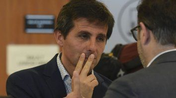 El fiscal Luis Schiapa Pietra.