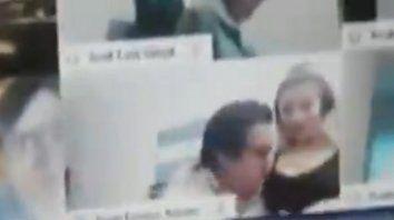 El video del diputado que manoseó a una mujer durante la sesión virtual