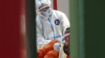 La provincia de Santa Fe alcanzó el pico máximo de contagios con 1.925 casos, mientras Rosario notificó 858