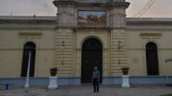 Tiro Suizo: El presidente Claudio Polo se refirió a los 131 años que estará cumpliendo mañana el gigante de la zona sur.