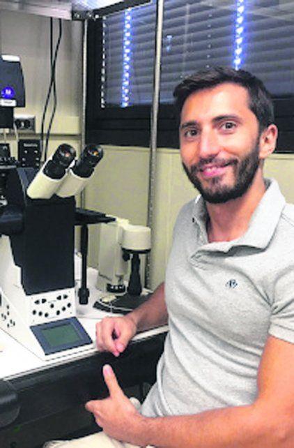 Andrés Gambini, docente cátedra de Producción Equina de la Fauba, investigador del Conicet e integrante del Laboratorio de Biotecnología Animal (Laba-Fauba)