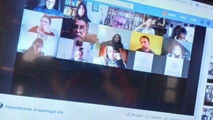 Los alumnos de la UNR advierten dificultades para estudiar y rendir online