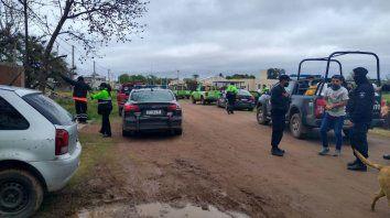 El operativo se realizó esta mañana en Venado Tuerto.