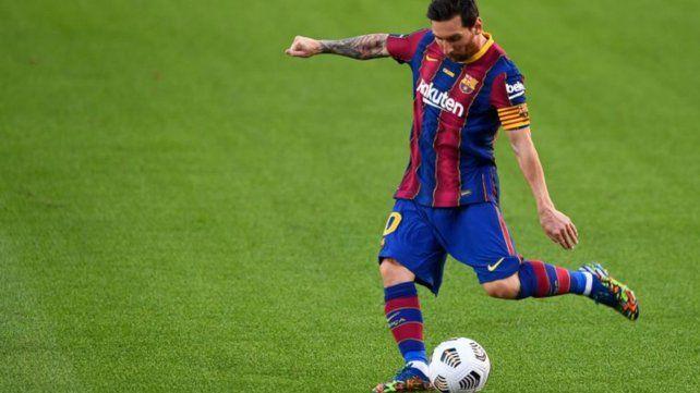 Messi al final se quedó y hoy vuelve a vestir la camiseta blaugrana