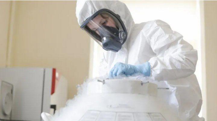 En los últimos siete días fallecieron 60 rosarinos de coronavirus