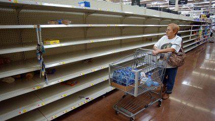 La carestía es generalizada y crónica en Venezuela. El poder adquisitivo se ha desvanecido.