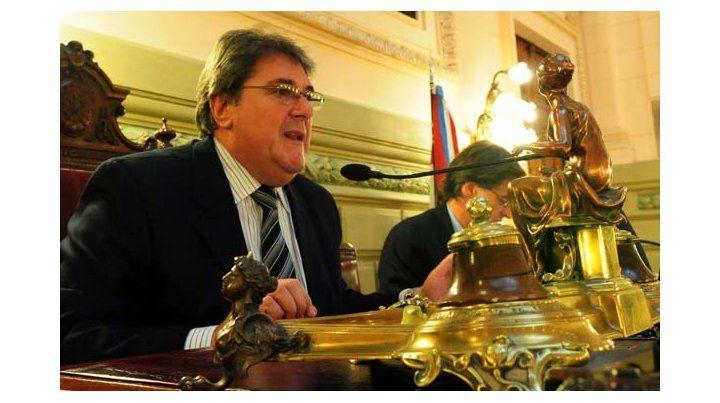 Rubeo dijo que no hay posibilidad de que la reforma tenga sanción este año copy