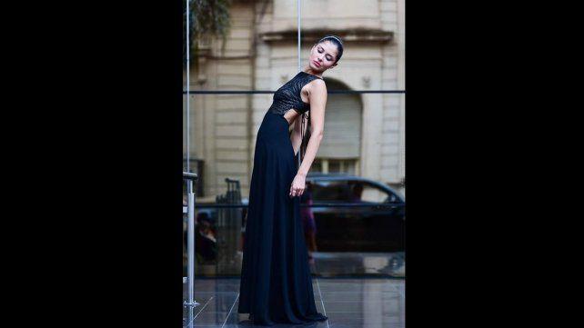 La historia de la santafesina que quiere ser la mujer más linda del mundo