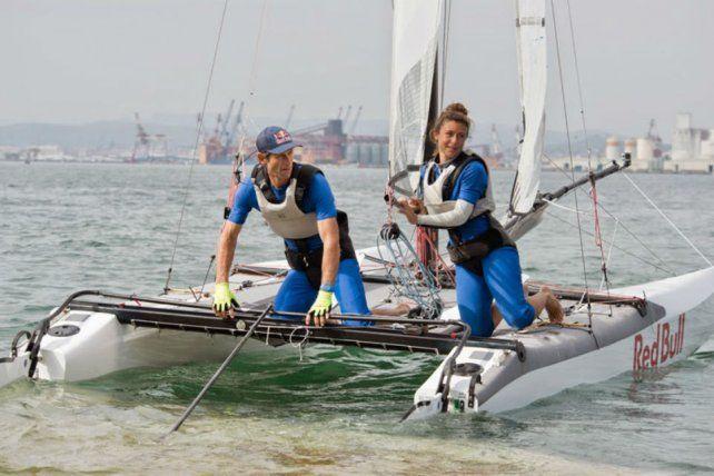 Tras el oro olímpico, Cecilia Carranza se vuelve a embarcar rumbo a la gloria