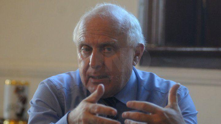 Miguel Lifschitz habló sobre la reforma previsional y la sesión ayer en el Congreso.