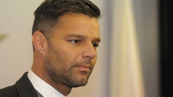Se filtró una foto hot de Ricky Martin y las redes sociales estallaron