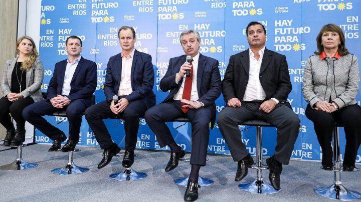 Alberto Fernández llegaría el miércoles a Paraná y compartiría actividades con el gobernador de Entre Ríos, Gustavo Bordet.