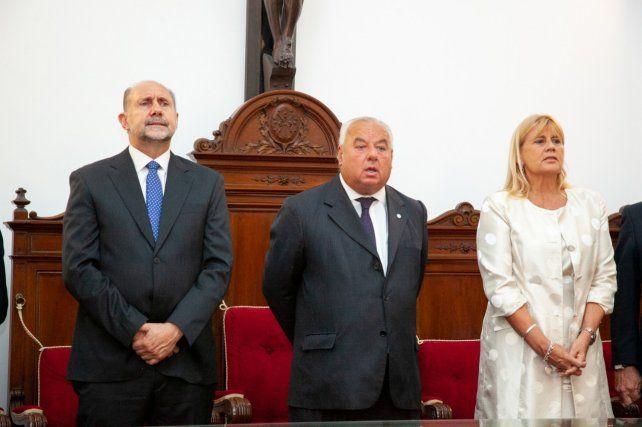 Gutiérrez: La seguridad no es responsabilidad de la Justicia