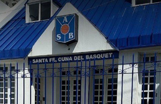La Asociación Santafesina puso a disposición sus instalaciones por el coronavirus.