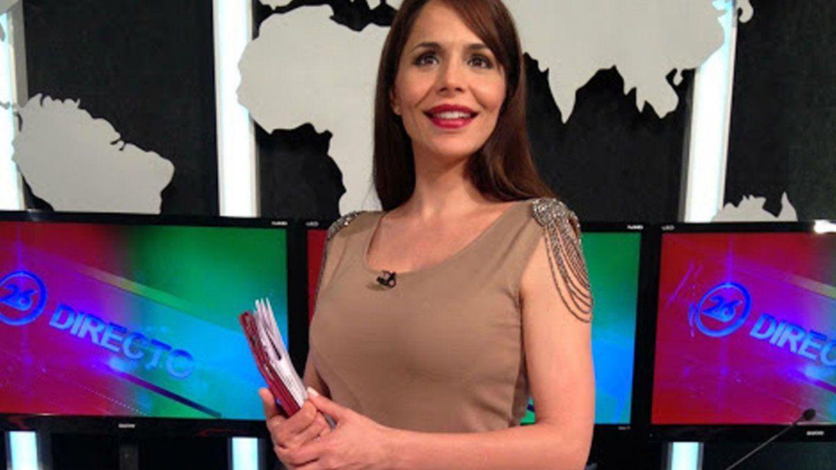 Intentaron acuchillar a la periodista Melisa Zurita delante de su hija | Zurita