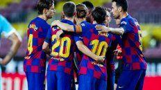 Barcelona desea ante Nápoli llegar a cuartos de la Champions