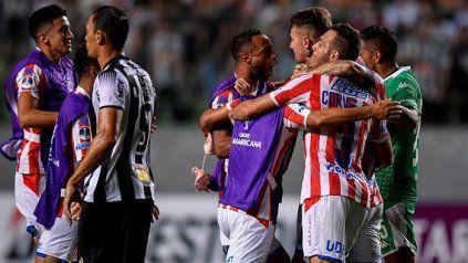 Una gran noticia para Unión en la Sudamericana