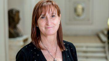 Andrea Uboldi, exministra de Salud y actual miembro del comité de expertos que asesora al gobierno provincial.