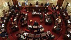 Cantero fue a Diputados y se cruzó fuerte con la oposición