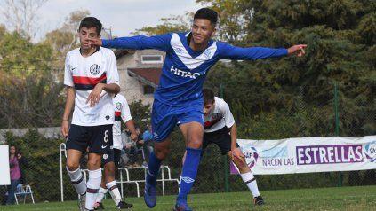 Marcos Enrique, de Franck a la Primera de Vélez Sarsfield