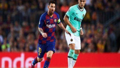 Inter insiste con su anhelo de poder sumar a Lionel Messi.