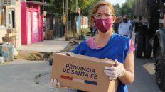 La provincia lleva invertidos más de $1.250 millones en asistencia alimentaria.