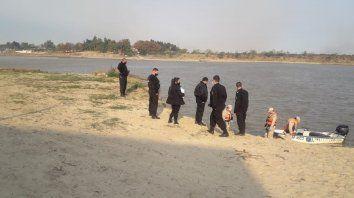 Hallaron asesinado a puñaladas a un hombre en la laguna Setúbal