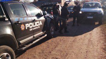 Barrio Nueva Pompeya: balearon a una mujer que se resistió a un asalto callejero