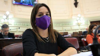 La diputada provincial Lucila De Ponti